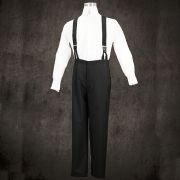 Lucius Malfoy Trousers